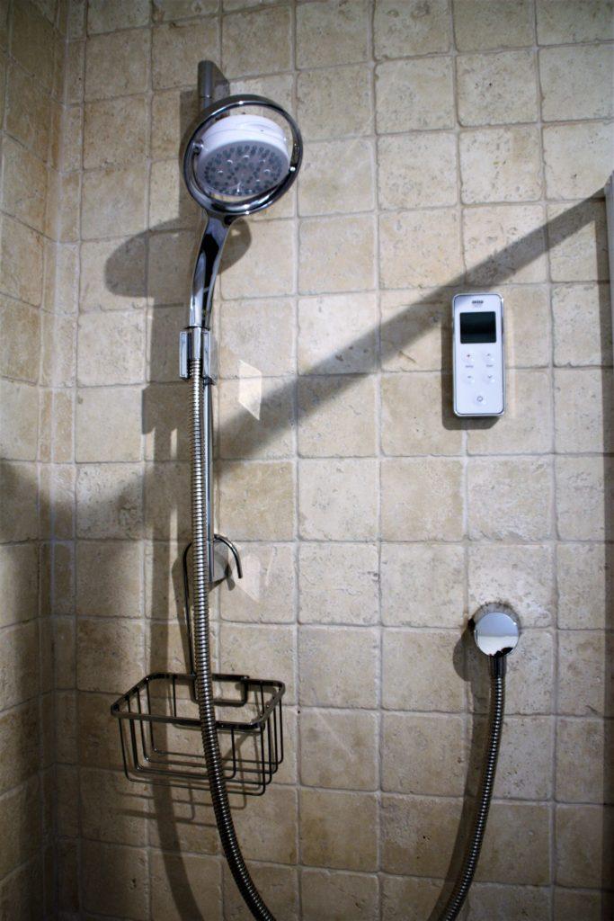 New Mira shower