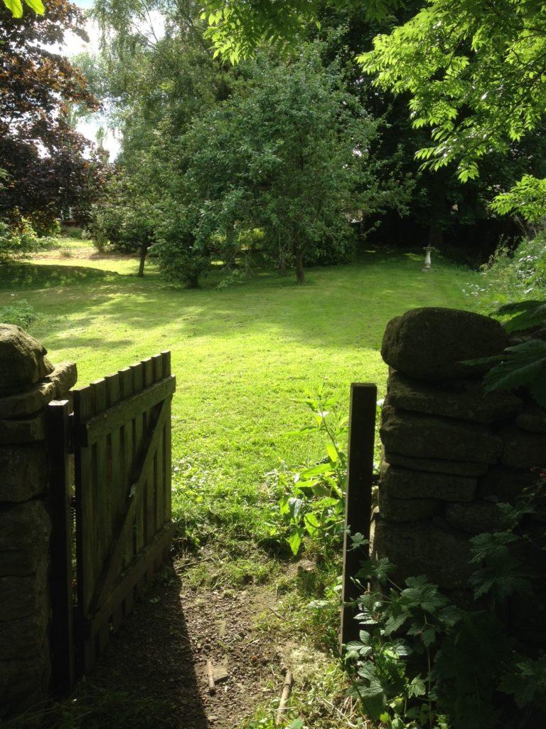 Flax Mill Garden