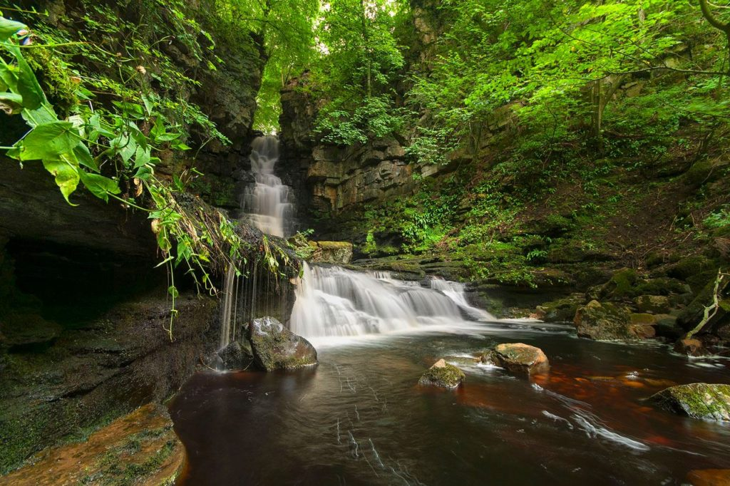 Mill Gill Force - just 20 mins walk from The Roost